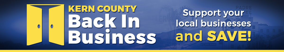 Kern County Back In Business