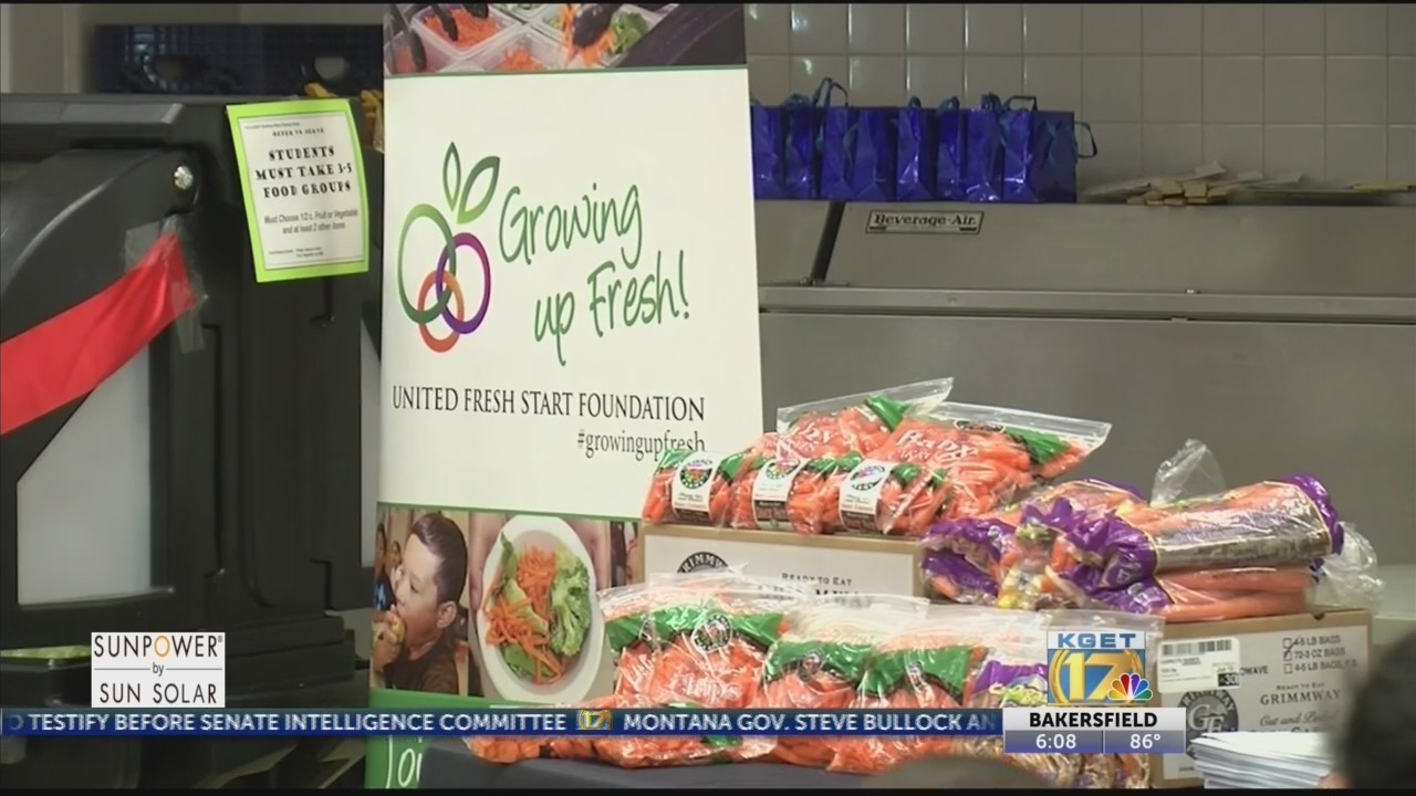 Salad bars will be part of lunch offerings at Rosedale Union schools