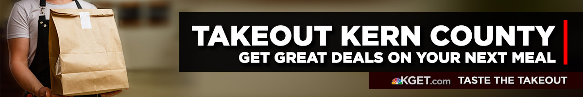 Takeout Kern County - restaurants with curbside and delivery