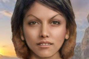 Artist Recreation 1 - Ventura County Jane Doe