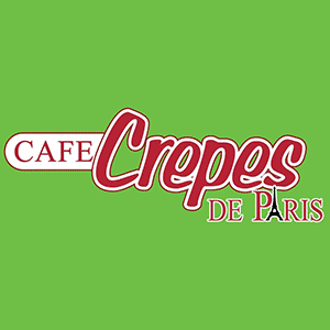 Cafe Crepes de Paris
