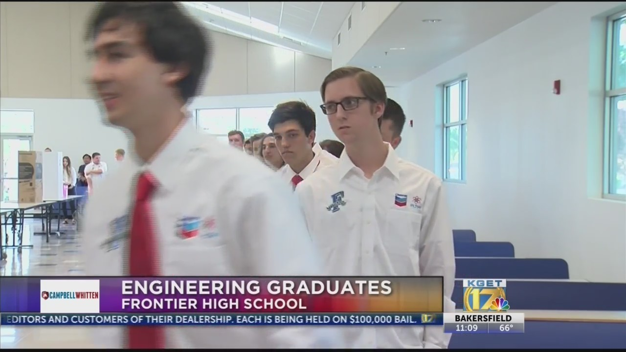 Frontier High School Lead The Way Graduates