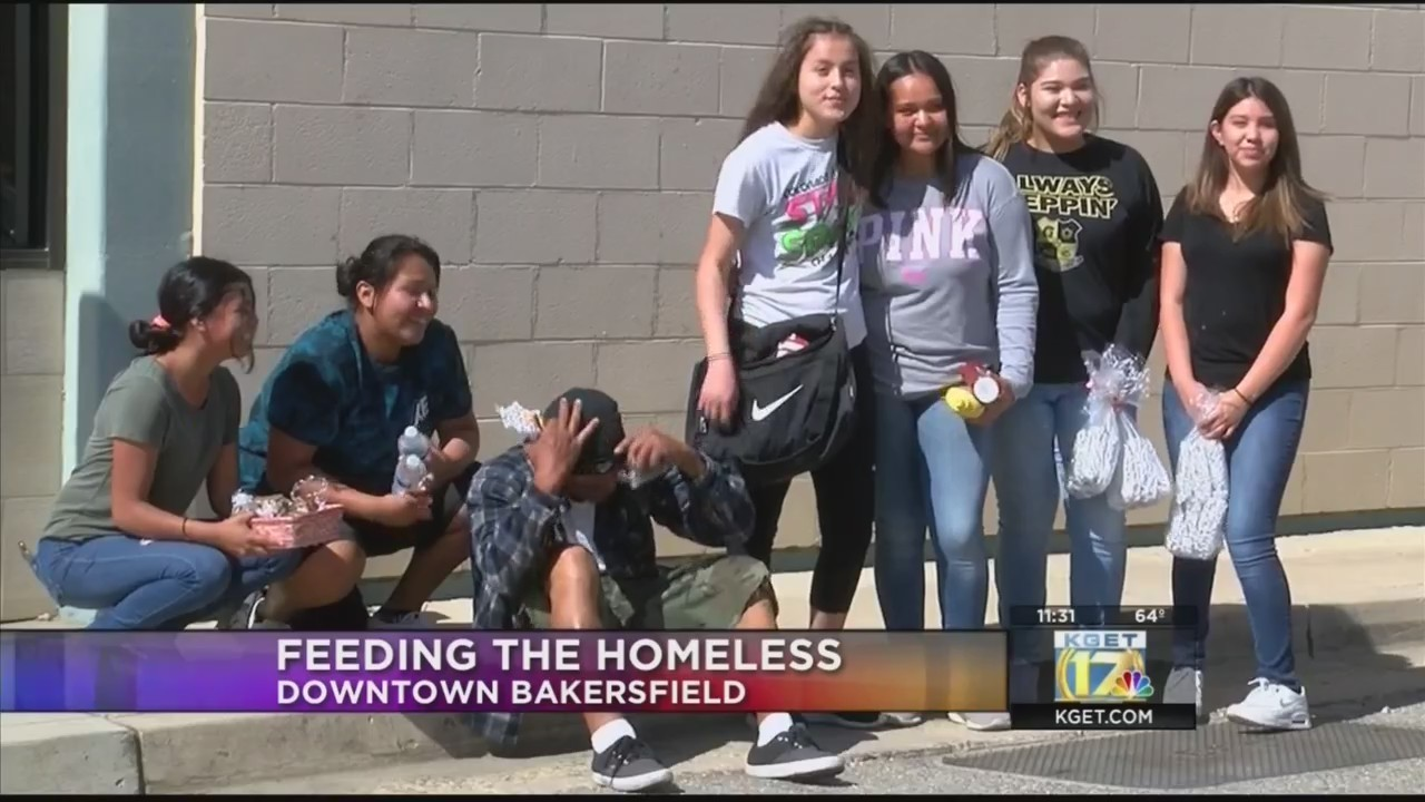 Class Assignment Turns Into Heartwarming Moment For Foothill High
