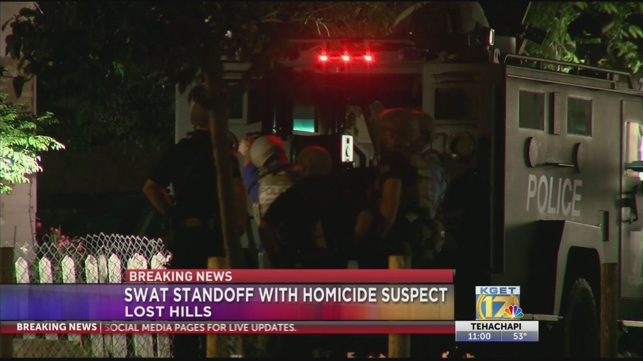 Search For Homicide Suspect Intensifies