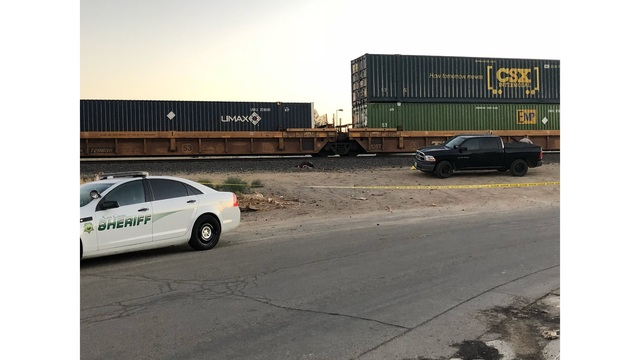 1 person killed after being struck by train in Oildale