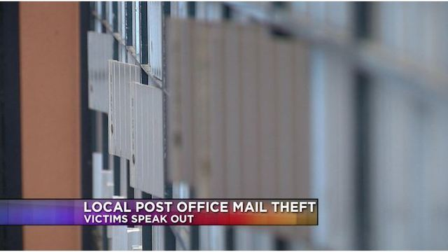 Thief Or Thieves Break Into Po Boxes At Bakersfield Post Office