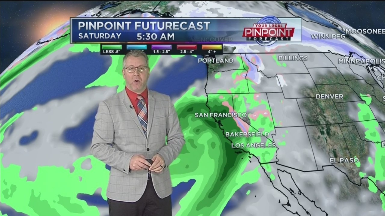 Kevin's Tuesday Forecast 1/29/19