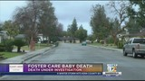 Sheriff's office investigating foster baby's death