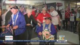 Honor Flight veterans return from Washington, D.C. trip