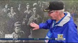 Honor Flight veterans visit war memorials before return to Bakersfield